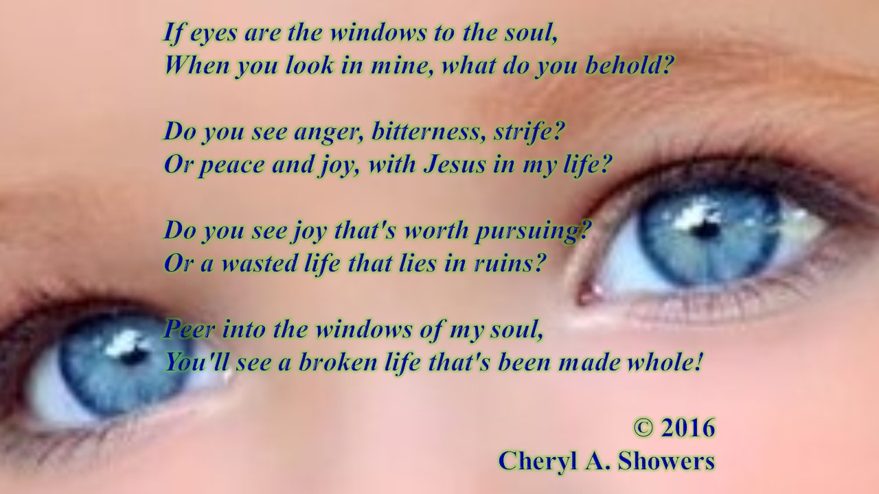 Windows of my Soul